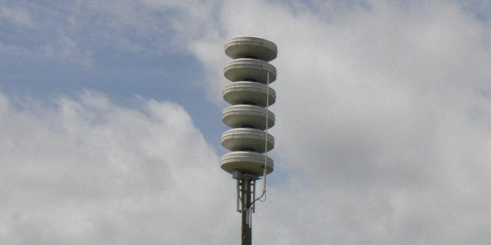 Outdoor sirens