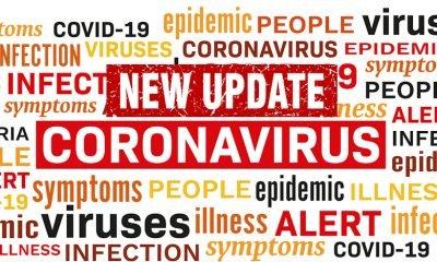 Coronavirus word cloud