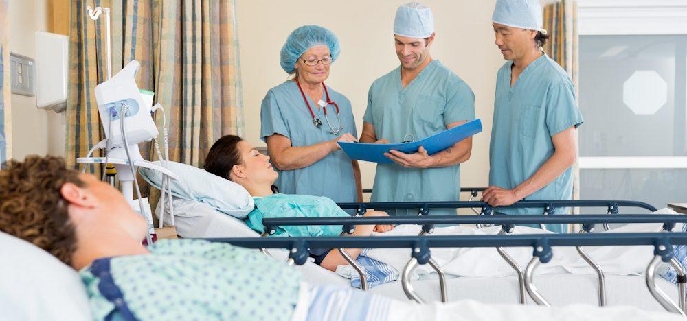 COVID Intensive care unit
